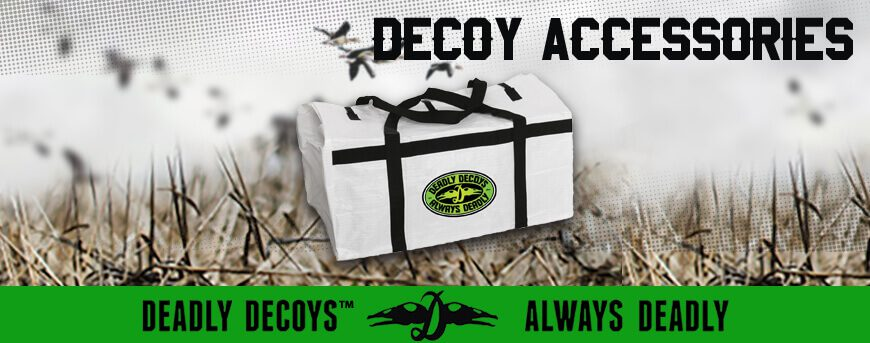 Category Image for Decoy Accessories