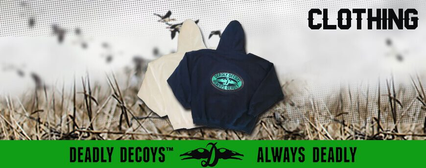 Deadly Decoy's Clothing